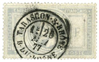 France : n°33 obl. B/TB