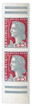 n°1263d** - Timbre FRANCE Poste