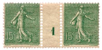 n°130c** - Timbre FRANCE Poste