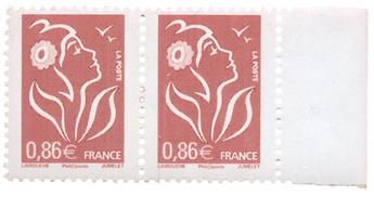 n°3969** - Timbre FRANCE Poste