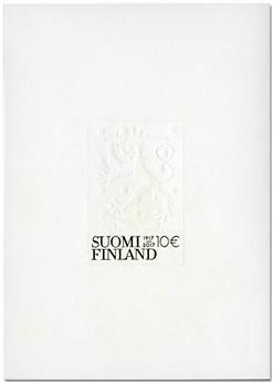 n° F2493 - Timbre FINLANDE Poste