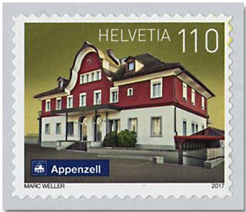 n° 2431/2434 - Timbre SUISSE Poste