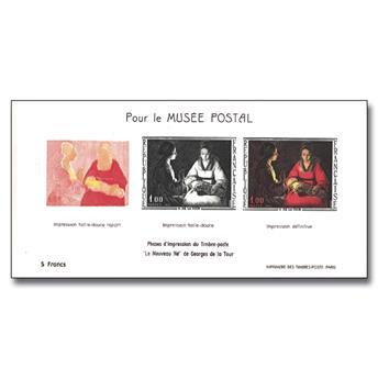 n° 1479b -  Selo França Correios