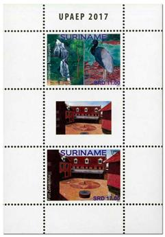 n° 2708/2709 - Timbre SURINAME Poste