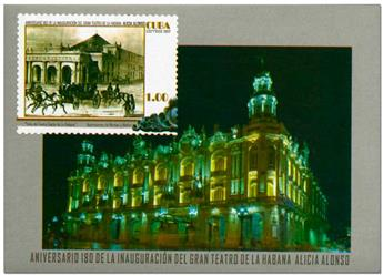 n° 339 - Timbre CUBA Blocs et feuillets