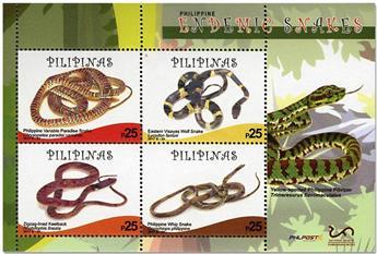 n°377 - Timbre PHILIPPINES Blocs et feuillets