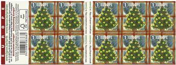 n°C4713 - Timbre BELGIQUE Carnets