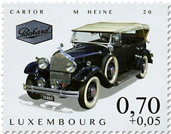 n° 2089/2092 - Timbre LUXEMBOURG Poste