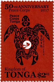 n° 1505/1508 - Timbre TONGA Poste