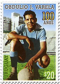 n° 2857 - Timbre URUGUAY Poste