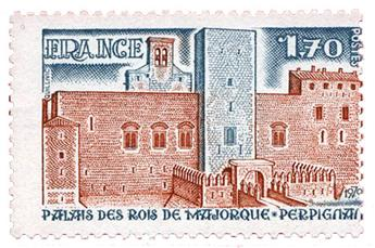 n°2044a** - Timbre FRANCE Poste