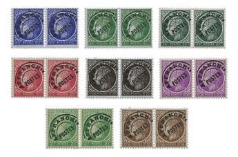 nr. 84 -  Stamp France Precancels