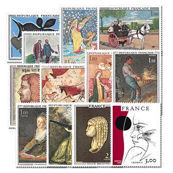 FRANCE : Série Artistique (1961/1977)