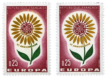 n°1430** - Timbre FRANCE Poste