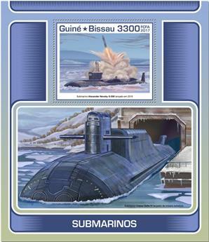 n° 1346 - Timbre GUINÉE-BISSAU Blocs et feuillets