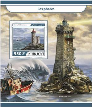 n° 181 - Timbre DJIBOUTI Blocs et feuillets