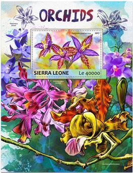 n° 1157 - Timbre SIERRA LEONE Blocs et feuillets