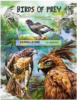 n° 1167 - Timbre SIERRA LEONE Blocs et feuillets