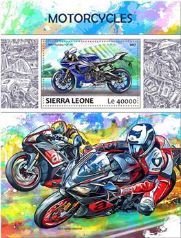 n° 1247 - Timbre SIERRA LEONE Blocs et feuillets