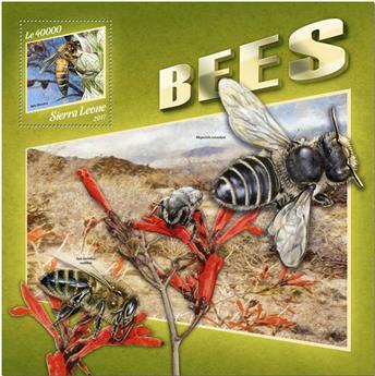 n° 1272 - Timbre SIERRA LEONE Blocs et feuillets