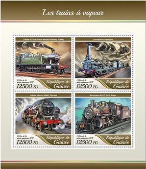 n° 8912/8915 - Timbre GUINÉE Poste