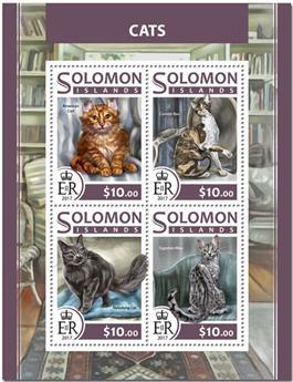 n° 3745/3748 - Timbre SALOMON Poste