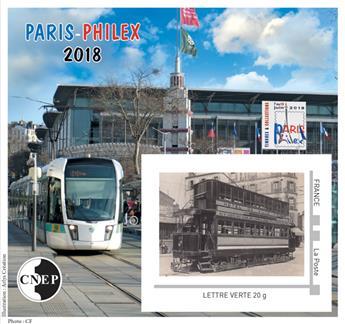 n° 78a - Timbre France CNEP (Non dentelé)