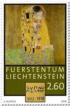 n° 1835/1836 - Timbre LIECHTENSTEIN Poste