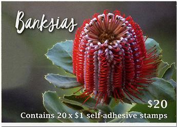 n° C4570 - Timbre AUSTRALIE Carnets