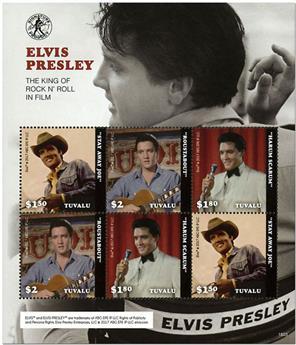 n° 1992/1994 - Timbre TUVALU Poste