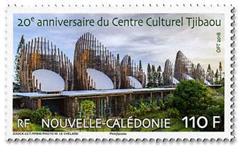 n° 1331 - Timbre Nelle-Calédonie Poste