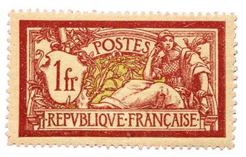 n°121** - Timbre FRANCE Poste
