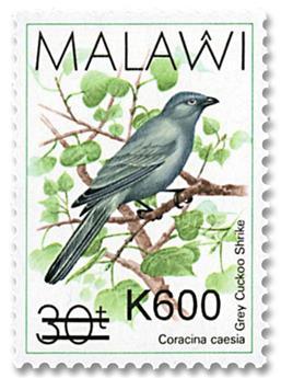 n° 878/881 - Timbre MALAWI Poste