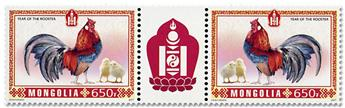 n° 3055/3056 - Timbre MONGOLIE Poste