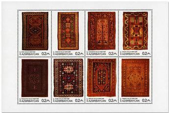 n° 1003/1010 - Timbre AZERBAIDJAN Poste