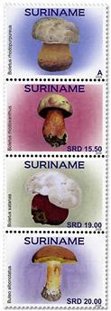 n° 2744/2747 - Timbre SURINAM Poste