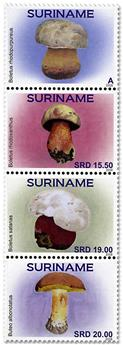 n° 2744/2747 - Timbre SURINAME Poste