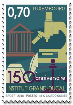 n° 2116 - Timbre LUXEMBOURG Poste