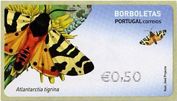 n° 223 - Timbre PORTUGAL Timbres de distributeurs