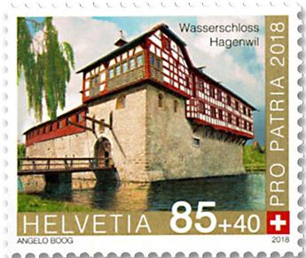 n° 2467/2468 - Timbre SUISSE Poste
