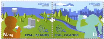 n° 4347/4348 - Timbre PORTUGAL Poste