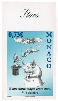 n°2698** ND - Timbre MONACO Poste