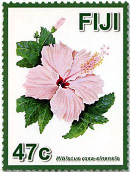 n° 1321/1325 - Timbre FIDJI Poste