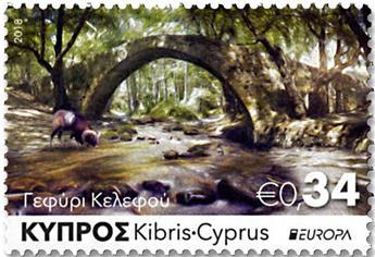 n° 1398/1399 - Timbre CHYPRE Poste (EUROPA)