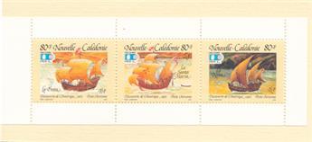 n.o C283 -  Sello Nueva Caledonia Correos