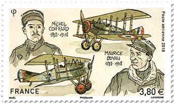 n° 82 - Timbre France Poste aérienne