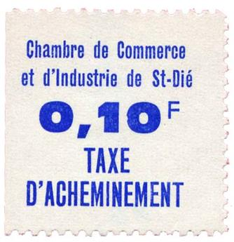 n°7** - Timbre FRANCE Grève