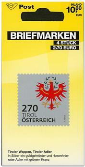 n° C3239 - Timbre AUTRICHE Carnets