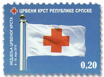 n° 45/45a - Timbre REPUBLIQUE SERBE (DE BOSNIE) Timbres de bienfaisance