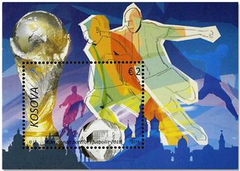 n° 39 - Timbre KOSOVO Blocs et feuillets